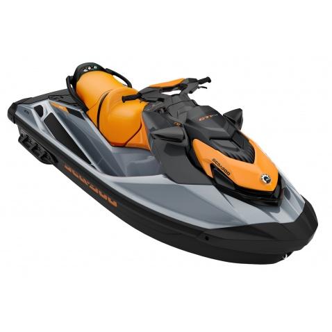 Skútr vodní Sea Doo GTI SE 3-up SE 170hp oranžový
