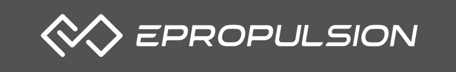 Lodní elektromor EPROPULSION